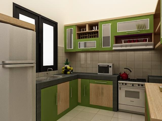 Untuk Meletakan Berbagai Bu Dapur Anda Bisa Menggunakan Lemari Yang Menempel Didinding Selain Tersebut Juga