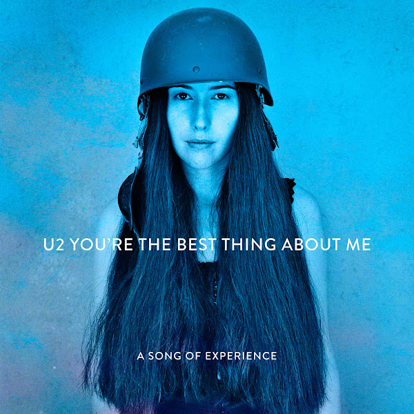 U2 - You're the Best Thing About Me - Single Cover