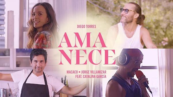 DIEGO TORRES, MACACO, JORGE VILLAMIZAR - Amanece