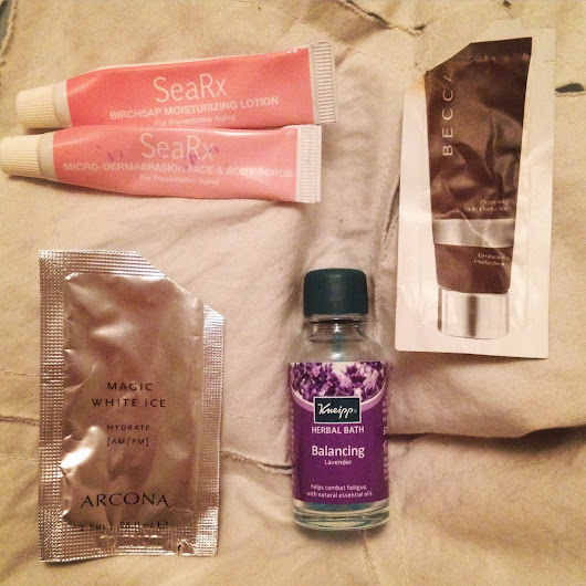 Sample Free by 2016 - Day #8 Beauty Samples