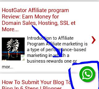 WhatsApp text support widget image