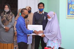 Penyerahan Bantuan Langsung Tunai Dana Desa Tahap 3