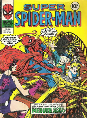 Super Spider-Man #268, Medusa