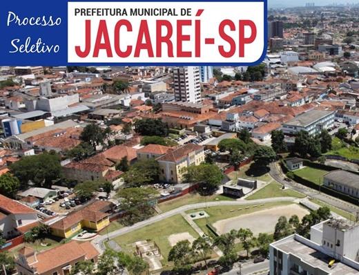 Prefeitura de Jacareí abre inscrições para Processo Seletivo