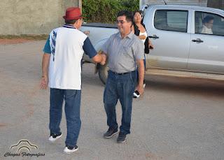 Deputado Estadual Francisco Limma (PT) faz visita de agradecimento ao município de Marcolândia