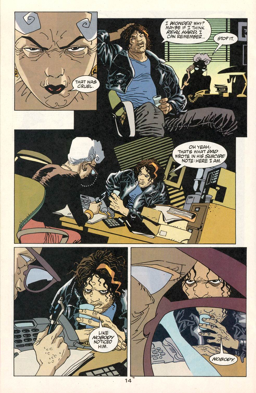 Read online 100 Bullets comic -  Issue #22 - 15