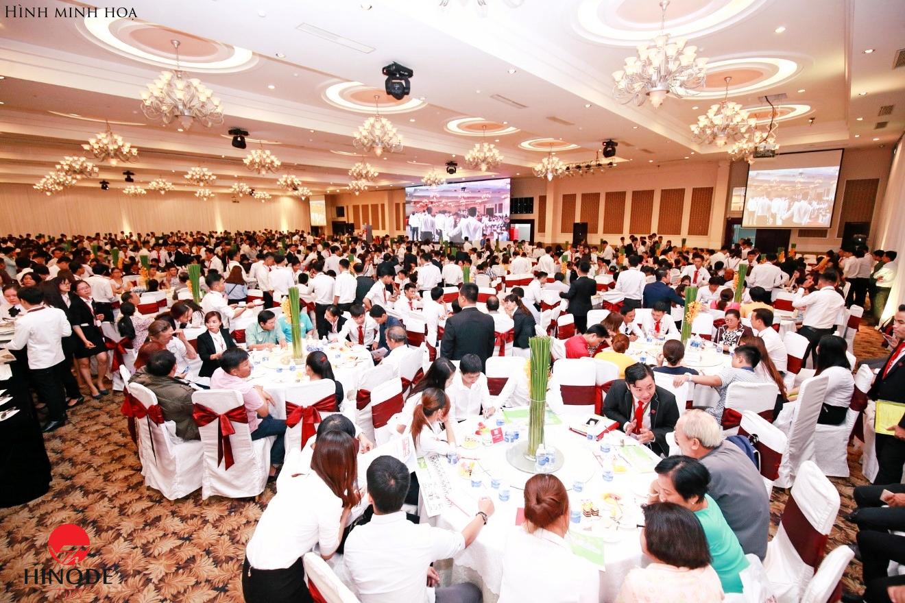 Mở bán chính thức siêu dự án Hinode City Minh Khai