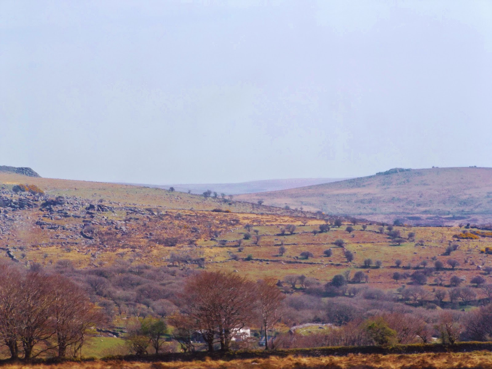 Dartmoor, Cornwall
