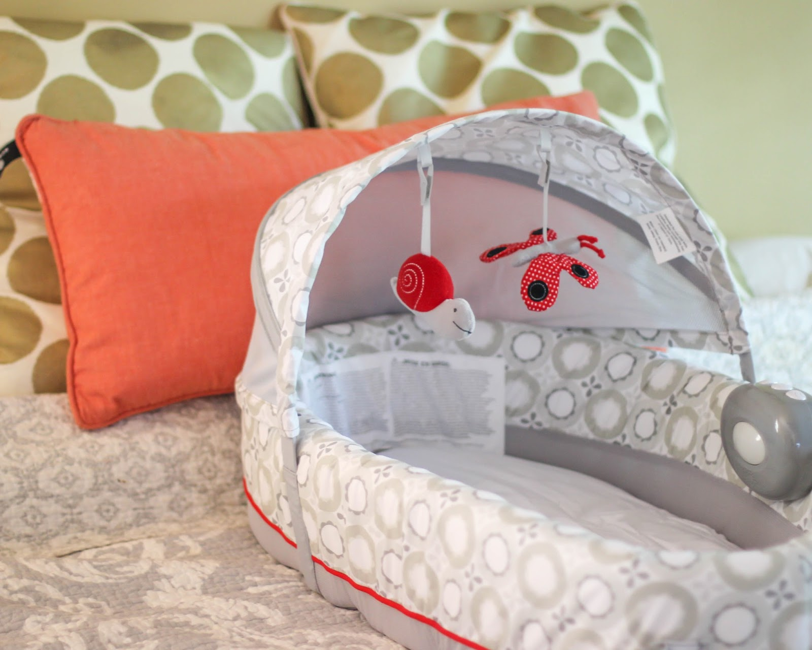 6 New Baby Necessities: Part 1 (Sleep and Health)