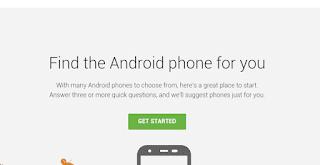 Menemukan Android Terbaik