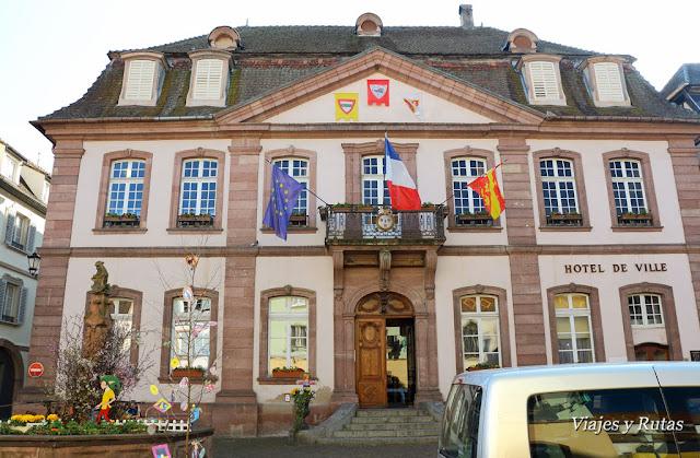 Ayuntamiento de Ribeauvillé
