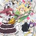 El anime Jashin-chan Dropkick estrena imagen promocional y suma a M.A.O. a su reparto