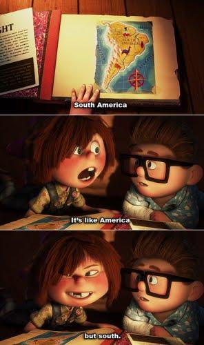 Up Movie (Carl and Ellie)