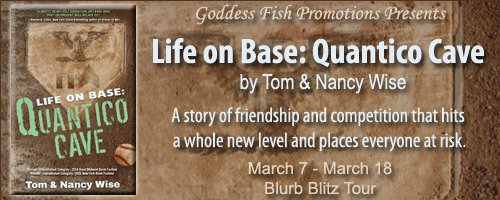 http://goddessfishpromotions.blogspot.com/2016/01/blurb-blitz-life-on-base-quantico-cave.html