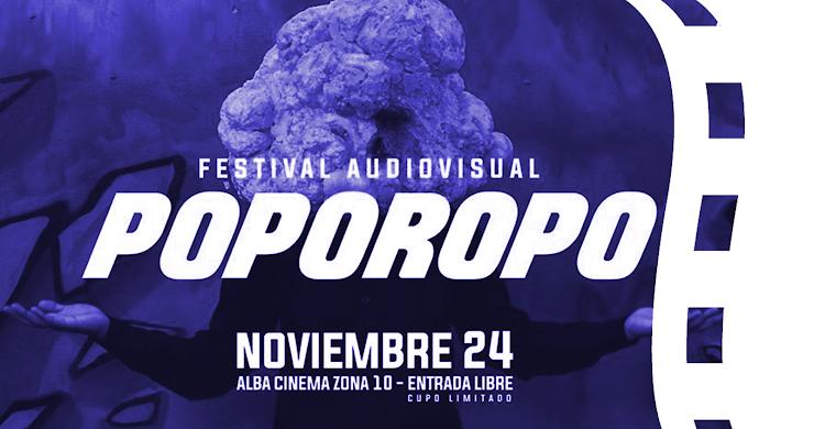 Festival Audiovisual Poporopo 2018