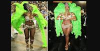 Cris Vianna Foto Carnaval Rio