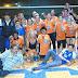 IPV campeón en voley mixto en torneo organizado por UPCN