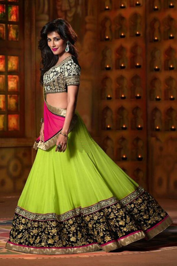 Traditional Ethnic Wear Indian Wedding Dresses For Women