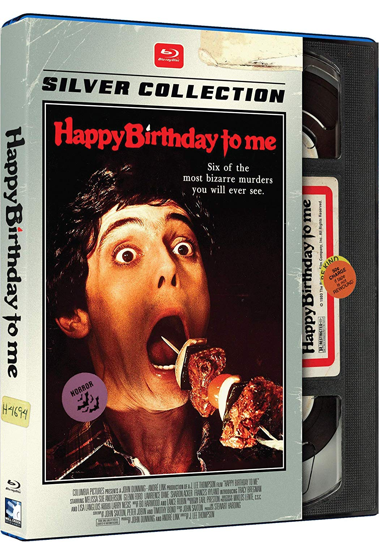 McBASTARD'S MAUSOLEUM: HAPPY BIRTHDAY TO ME (1981) (Retro