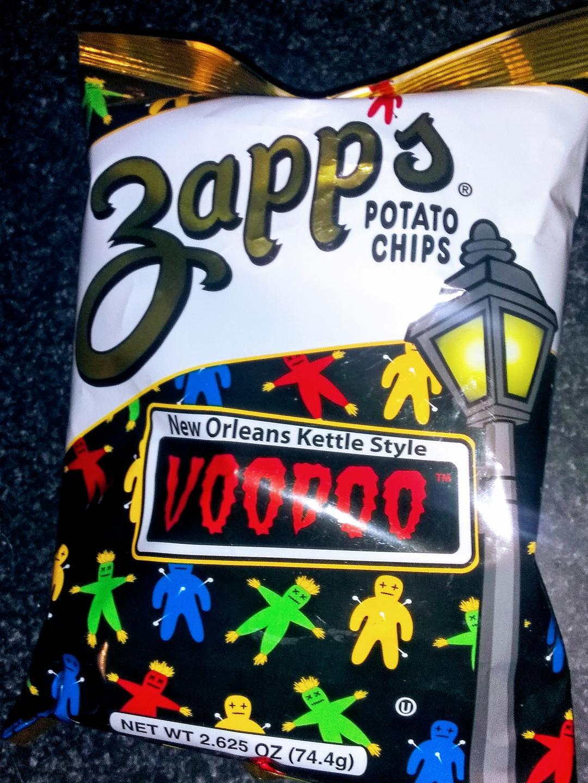 MY SECRET HOODOO: Zappo Voodoo Kettle Chips