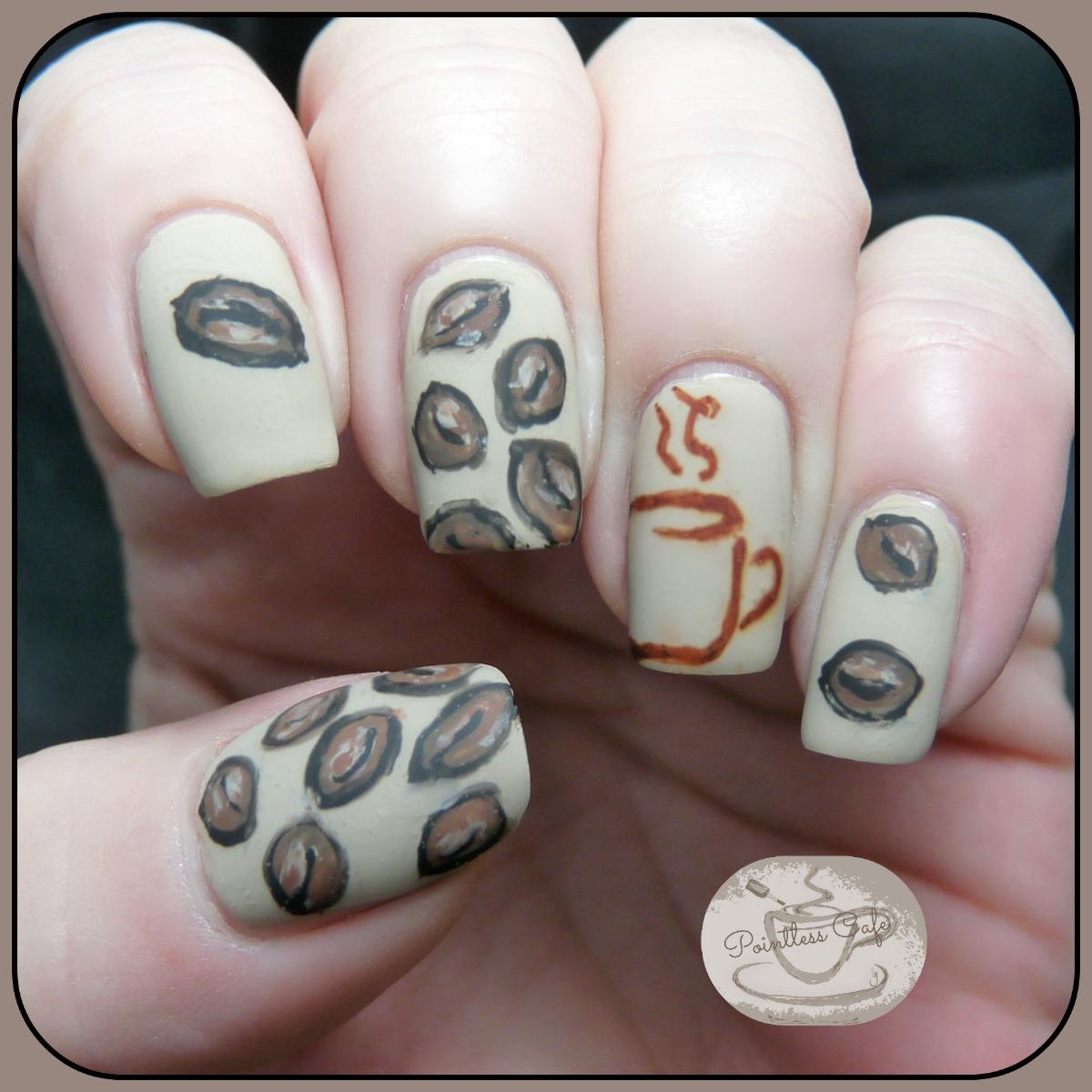 Its Autumn Fall Nail Art Ideas Pointless Cafe