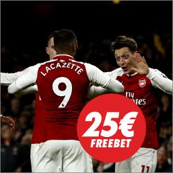 circus promocion premier Arsenal vs Chelsea 1-3 enero