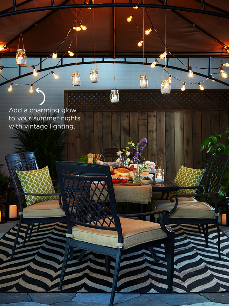 Canadian Tire CANVAS | Midsummer Night Dinner Party | Rambling Renovators