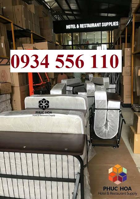 Giường phụ khách sạn/ giường extra bed khách sạn có sẵn ở Hà Nội