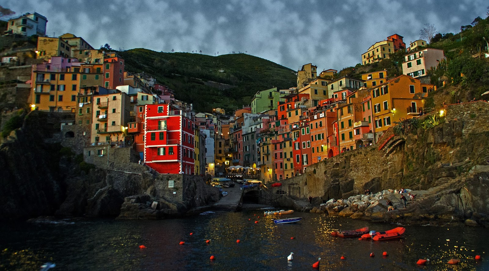 Our Cinque Terre Photo Diary