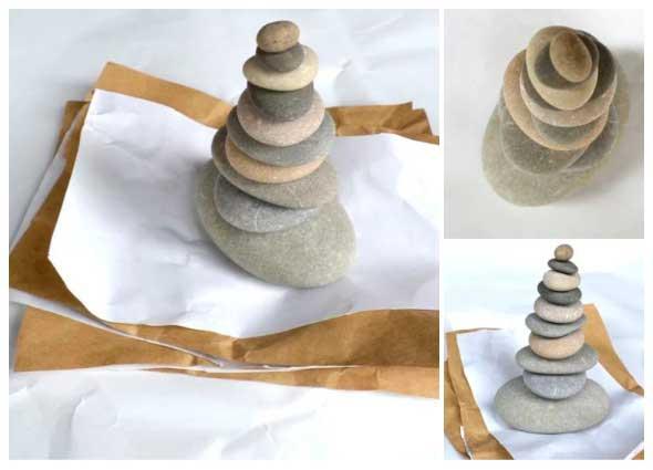 piedras equilibrio, manualidades mágicas, enrhedando, piedras relajación