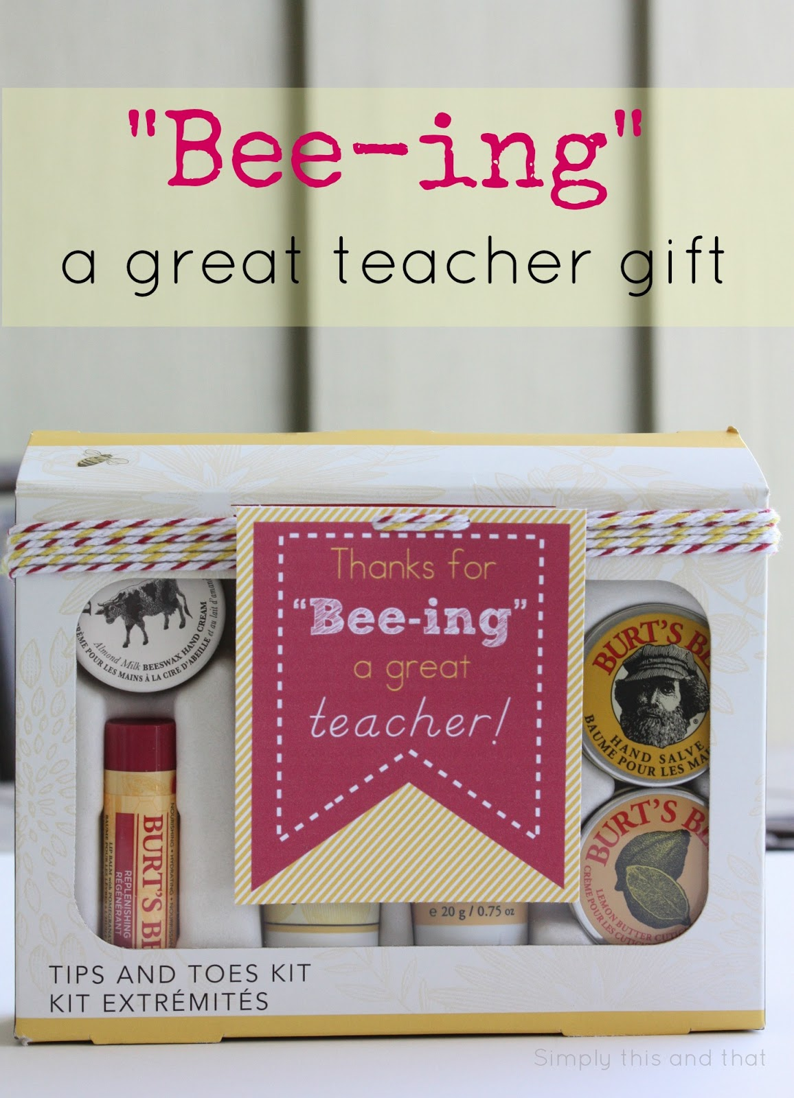 Simply This And That Bee Ing A Great Teacher Free Printable