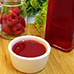 Raspberry Syrup from scratch