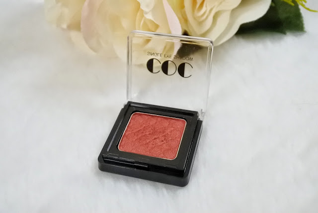Review COC Single Eye Shadow #06