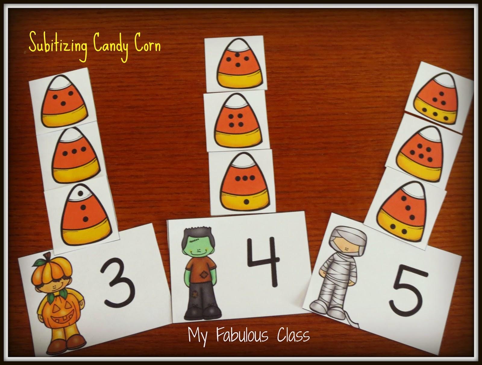 My Fabulous Class October