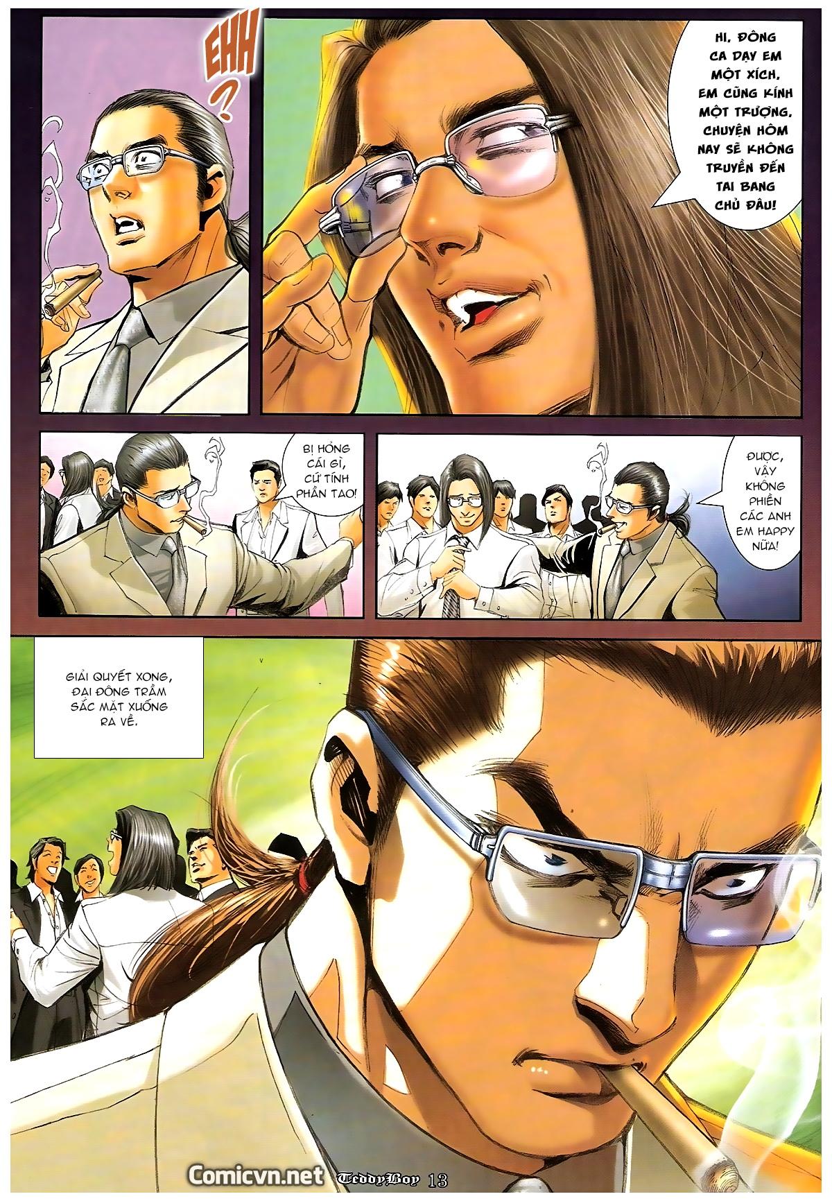 Người Trong Giang Hồ - Chapter 1245: Giang Hồ - Pic 11