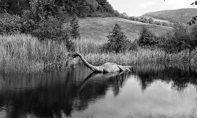 Lago Ness y otros monstruos de lago