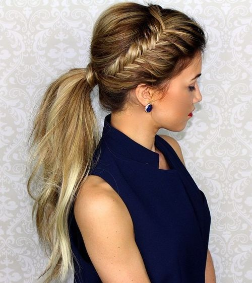 25 Easy Ponytail Hairstyles To Try This Summer Tips For Perfect