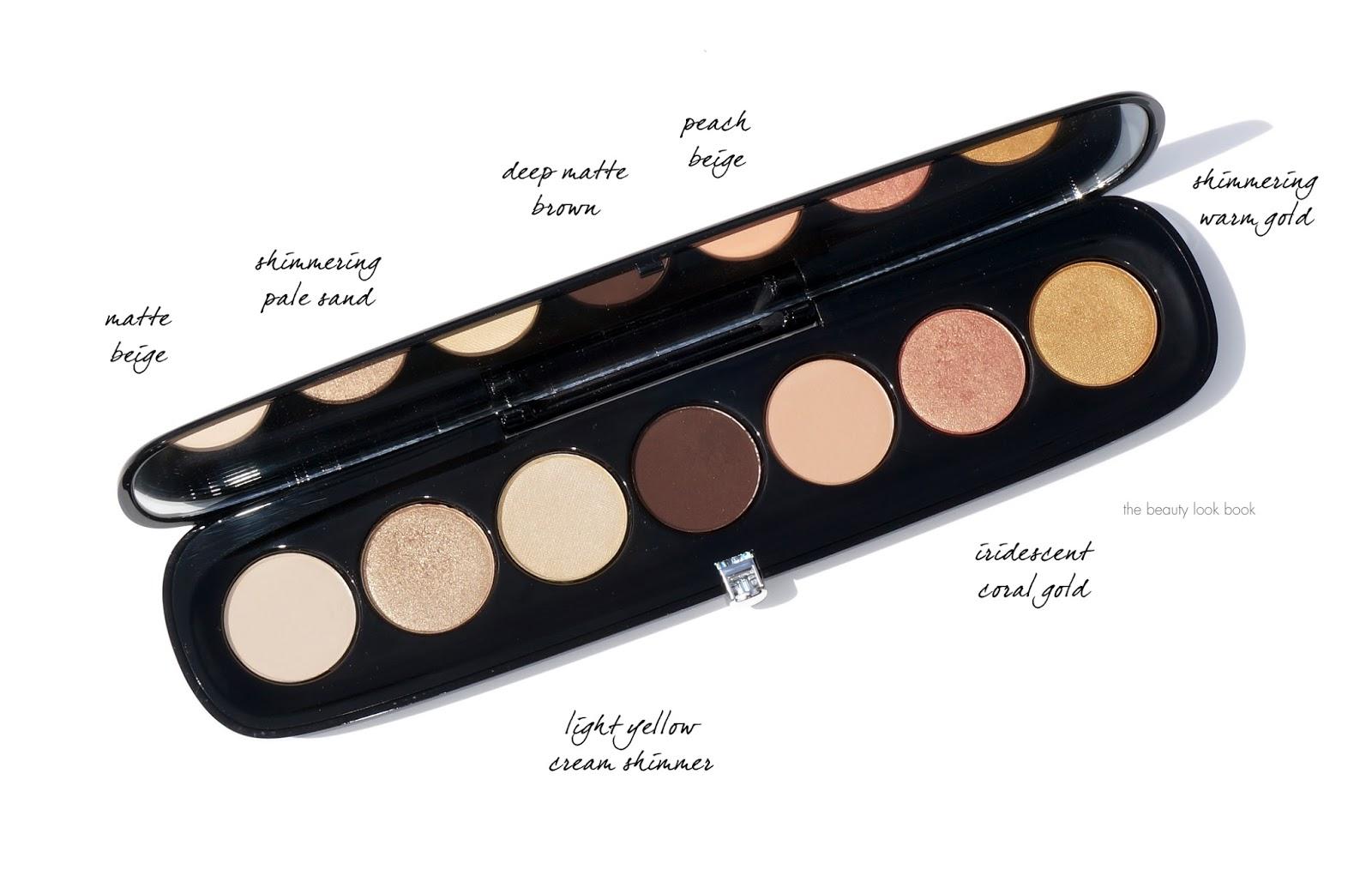 Kết quả hình ảnh cho Marc Jacobs 7 Plush Eyeshadow Palette
