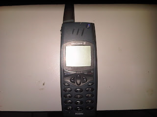 hape jadul Ericsson R320