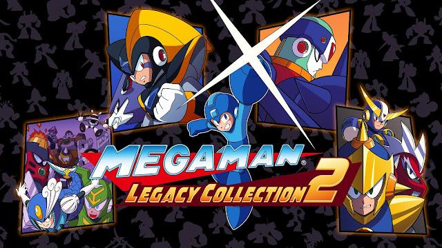 الكشف عن عرض إطلاق لعبة Mega Man Legacy Collection 2
