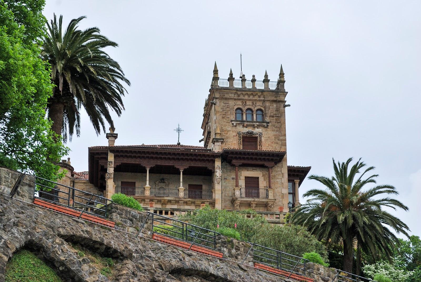 casa familia botin santander cantabria avenida reina victoria arquitectura