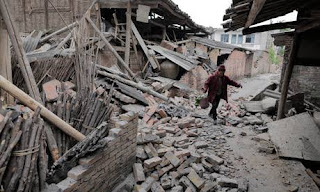 Nigeria earthquake warning