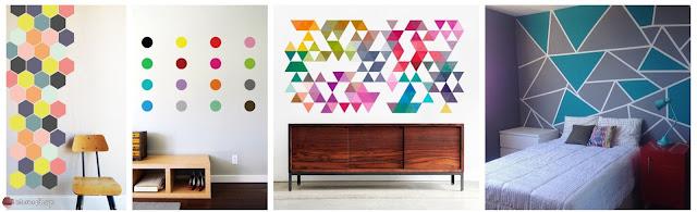 Painting Geometric Shapes