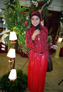 Contoh Baju Kondangan Muslimah Gaun Pesta