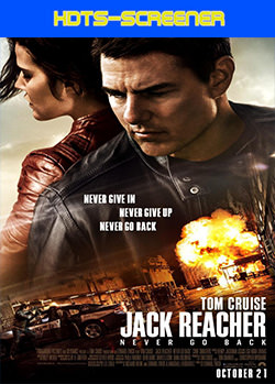 Jack Reacher 2: Never Go Back (2016) HDTS-LiNE