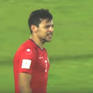موقع فيفا يبرز دور المساكنى فى مشوار تونس خلال تصفيات كأس العالم