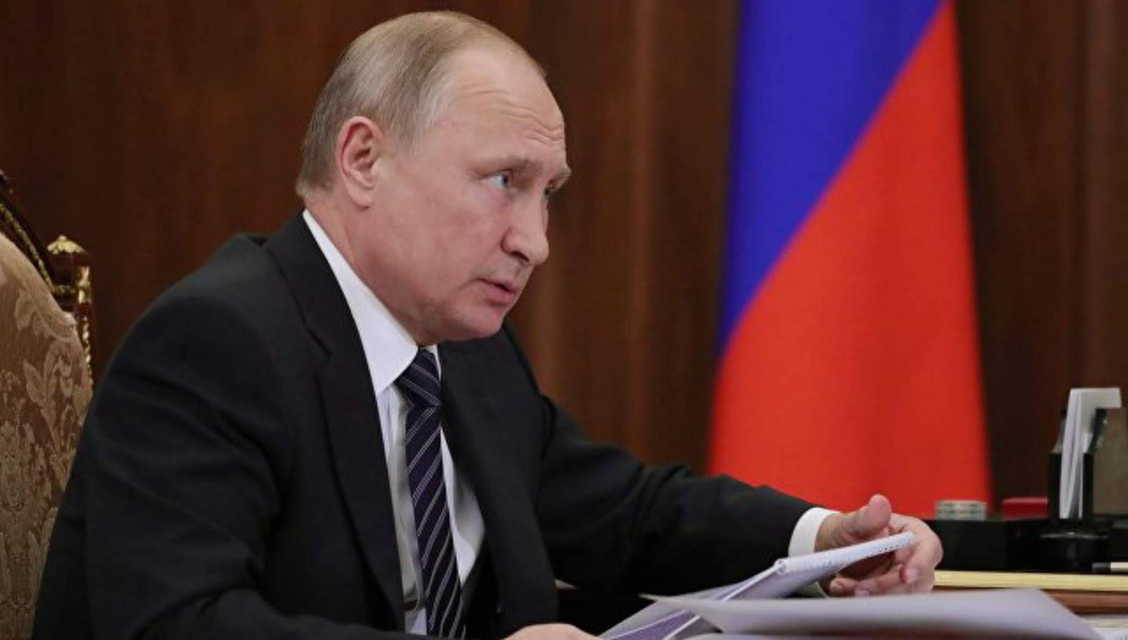 Putin akan berkunjung ke India kemungkinan untuk menandatangai kontrak S-400