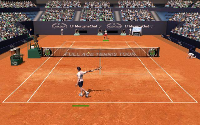 Full Ace Tennis Simulator PC Full Español