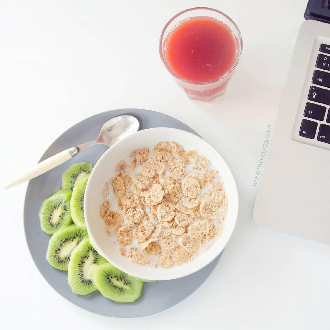 Desayuno healthy