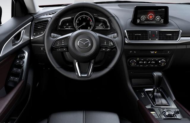 2017 Mazda 3 Feature